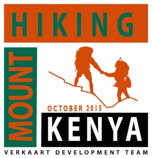 Hiking Mt. Kenya - Eerste kennismakingstraining