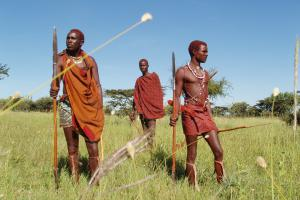 2020 - Maasai Bush walk